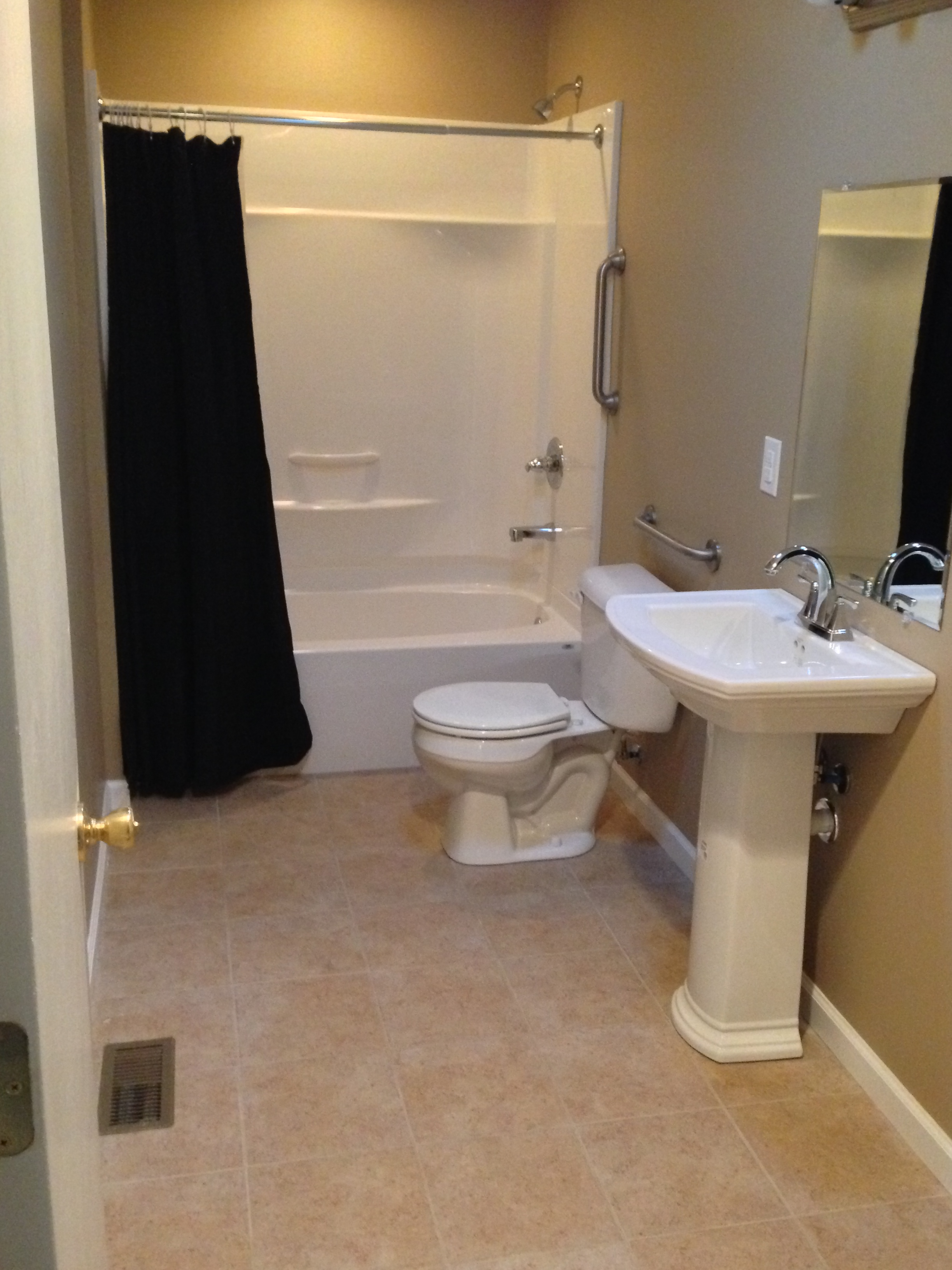 Bathroom Remodeling AllPro Of Kentucky - Bathroom remodeling lexington ky